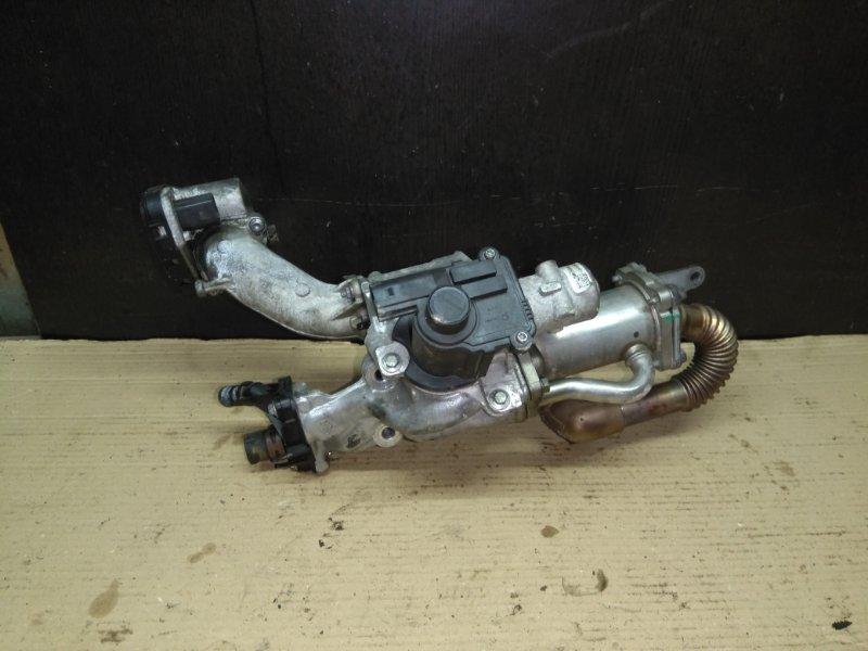 Радиатор выхлопных газов Renault Megane 2 BM K9K732 2008