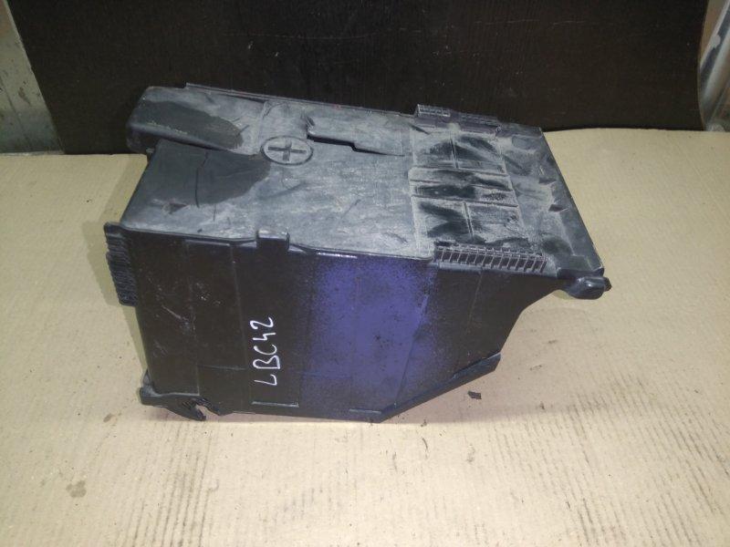 Корпус аккумулятора (акб) Citroen C4 LA DW10BTED4 2007