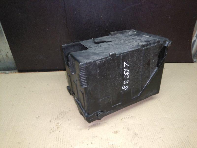 Корпус аккумулятора (акб) Citroen C4 LC TU5JP4 2006