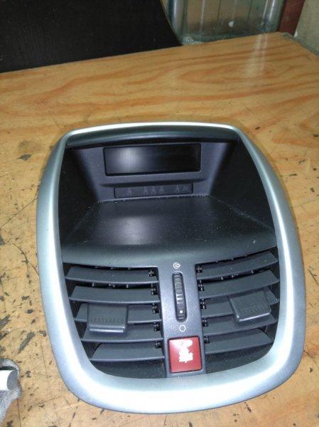 Дисплей информационный Peugeot 207 WA_ EP3 2007
