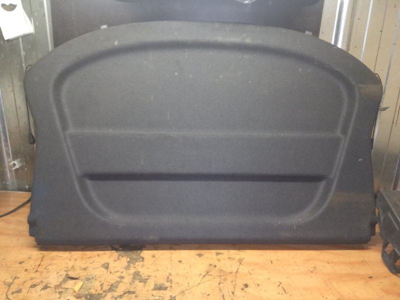 Полка багажника Renault Megane 3 BZ0 (B30R) K4M838 2010
