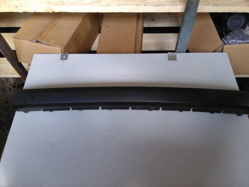 Молдинг Peugeot 207 EP6 2010 передний