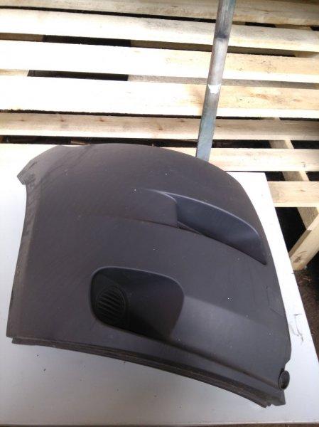 Накладка на бампер (молдинг) Citroen Jumper 2006 передняя правая