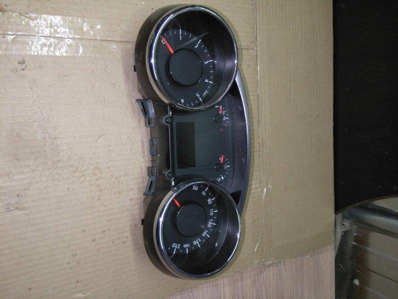 Панель приборов Peugeot 3008 SUV EP6CDT 1.6 THP 150 Л.С 2011