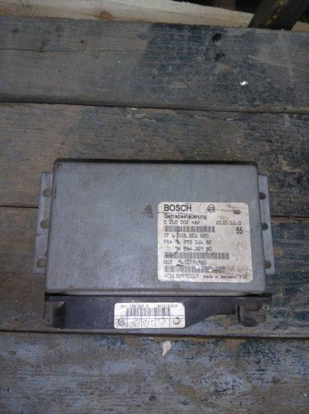Блок управления акпп Peugeot 406 2.0 1998