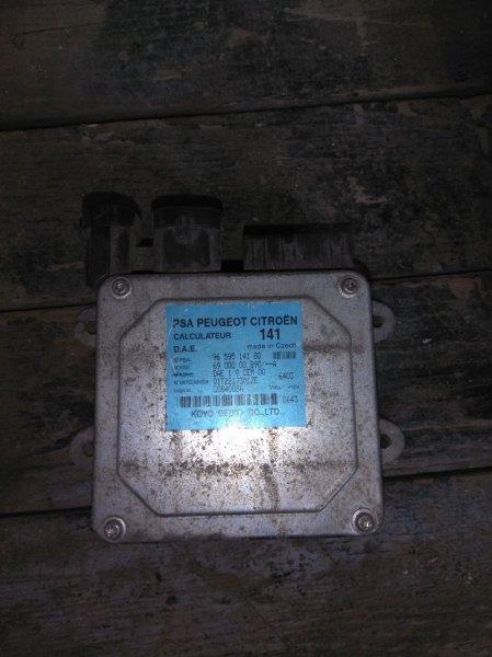 Блок управления Citroen C3 F DV4TD 2006