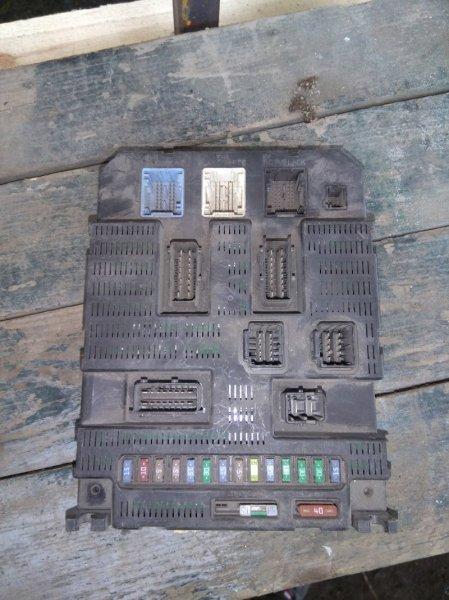 Блок предохранителей Citroen C4 1999