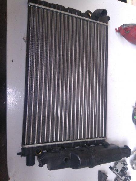 Радиатор охлаждения Citroen Xm Y3 XU10J2Z 1999