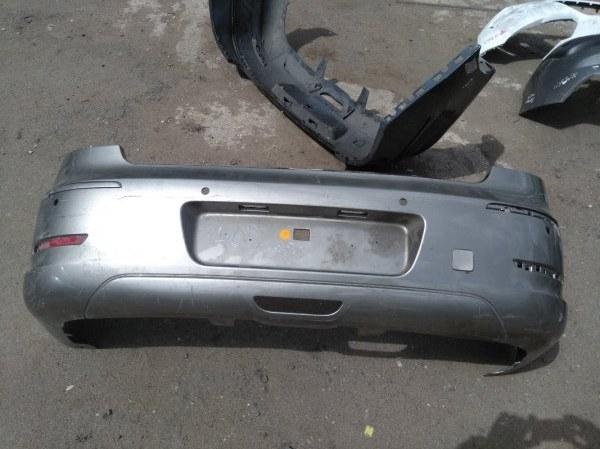Бампер. Peugeot 408 2012 задний