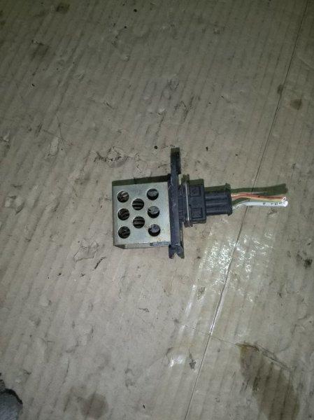 Резистор температуры Peugeot 307 3A/C TU5JP4 2002
