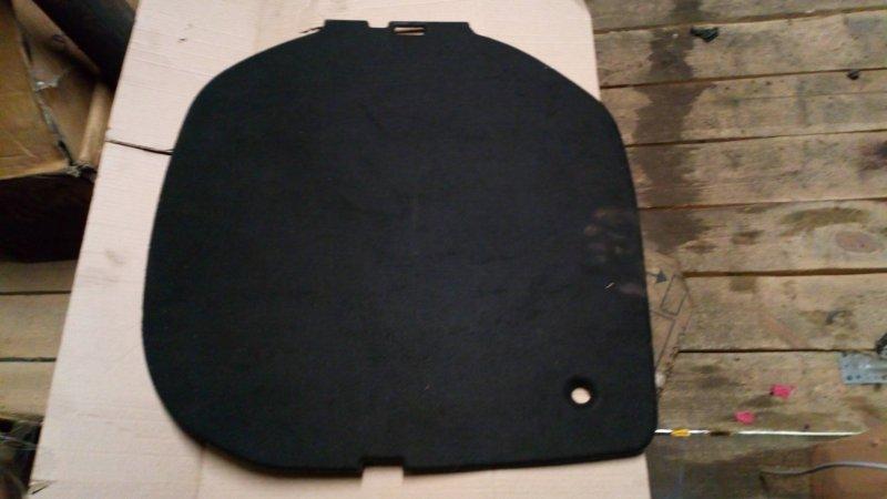 Пол багажника Bmw 750I E65 N62B48B 2005