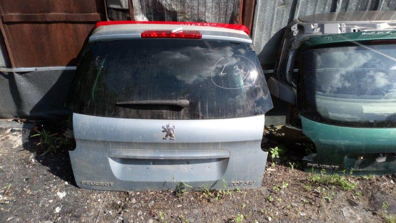 Крышка багажника Peugeot 207 SW EP3 2008