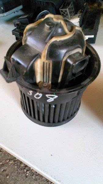 Вентилятор (мотор) печки Peugeot 308 4A/C EP6 2007