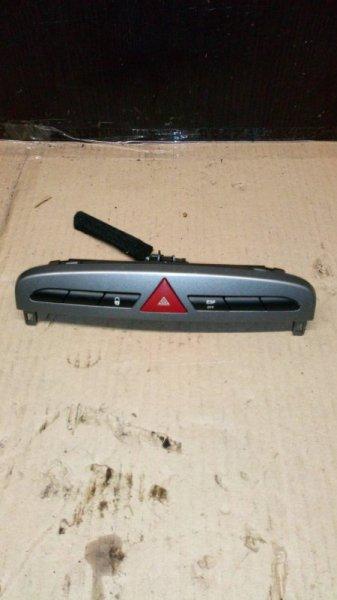 Кнопка аварийки Peugeot 308 4A/C DV6TED4 2008