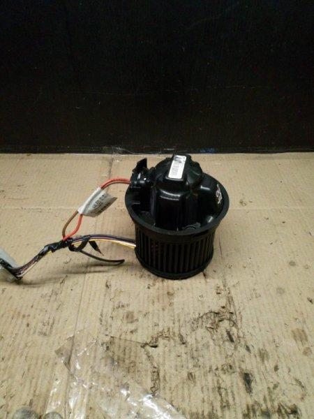 Вентилятор (мотор) печки Peugeot 207 WA_ TU3JP 2007