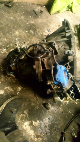 Мкпп Peugeot 307 SW DW10ATED 2003