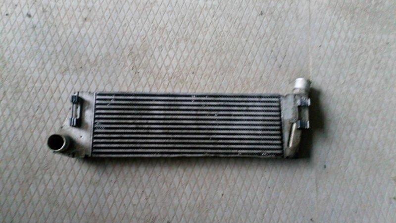 Радиатор интеркулера (интеркулер) Renault Megane 2 KM K9K732 2007