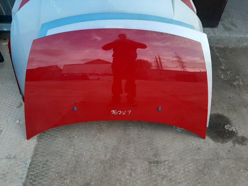 Капот. Citroen C3 F TU1JP 2007