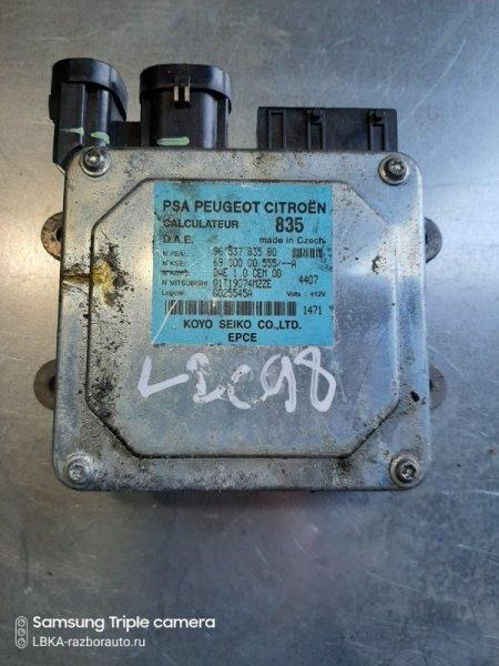 Блок управления Citroen C3 F TU3JP 2004