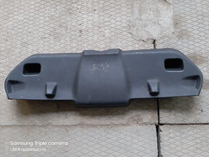 Обшивка крышки багажника Citroen C4 LA TU5JP4 2005