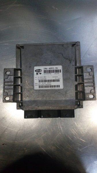 Блок управления двигателем Citroen C2 JM TU1JP 2004