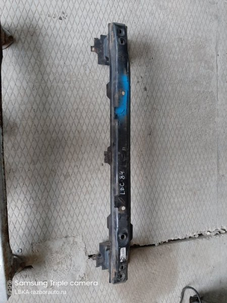 Усилитель бампера Citroen C3 F TU1JP 2009 передний