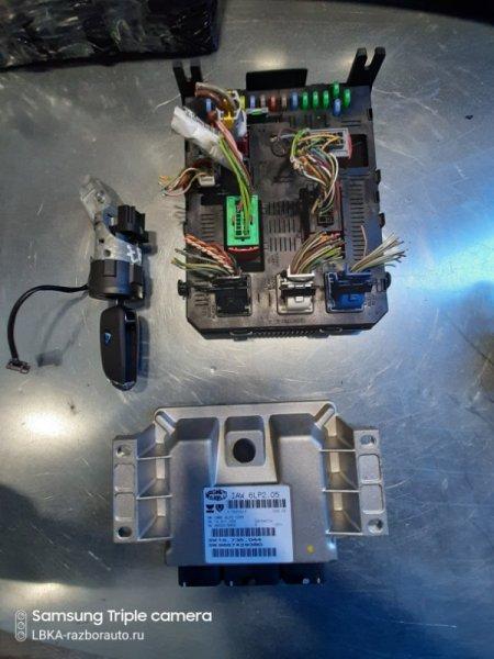 Комплект bsi Citroen C4 LC ET3J4 2005