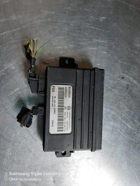 Блок управления Citroen C4 Picasso 1 UD EP6 2009