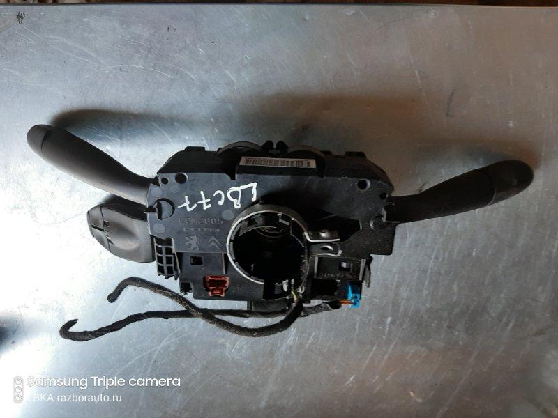 Подрулевой переключатель Citroen C3 F TU3JP 2008