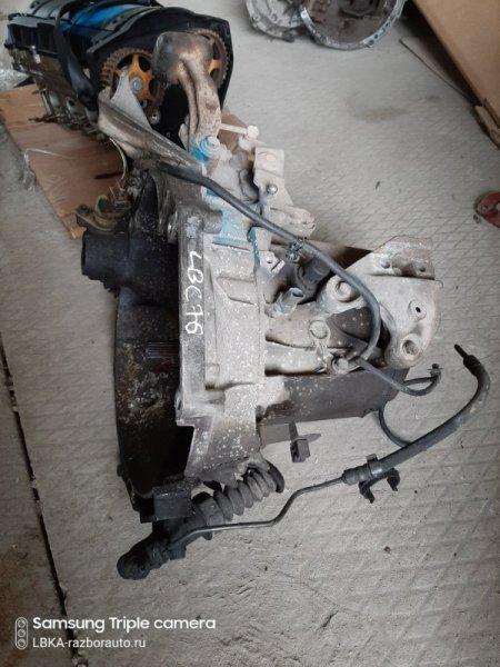 Мкпп Citroen C2 JM TU1JP 2004
