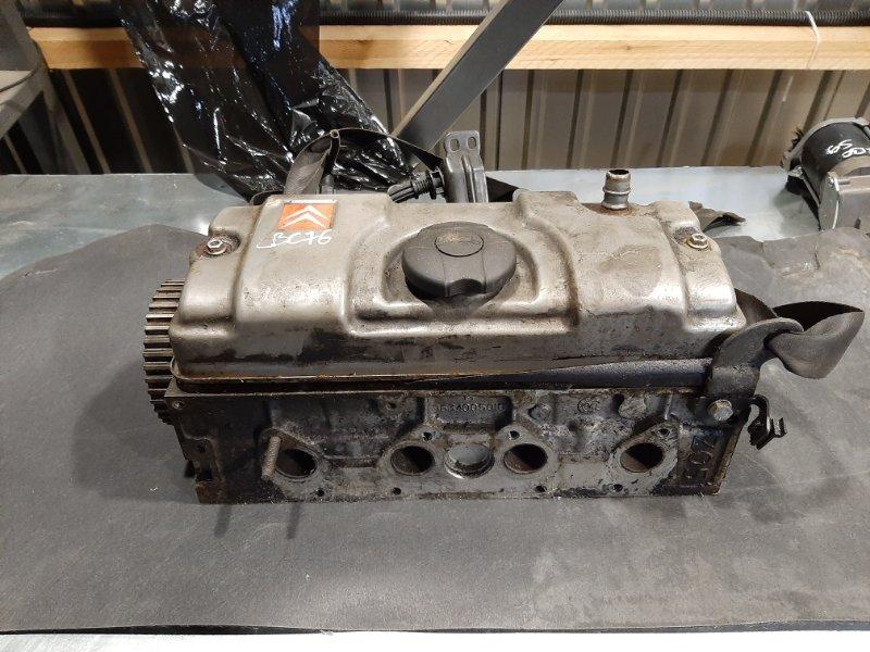 Головка блока цилиндров Citroen C2 JM TU1JP 2004