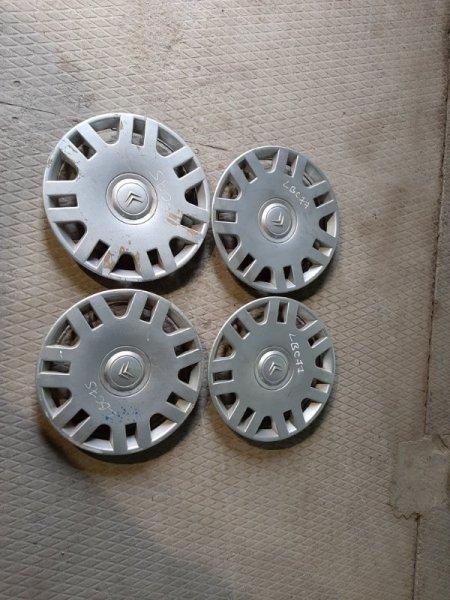 Колпаки (комплект) Citroen C3 F TU3JP 2008