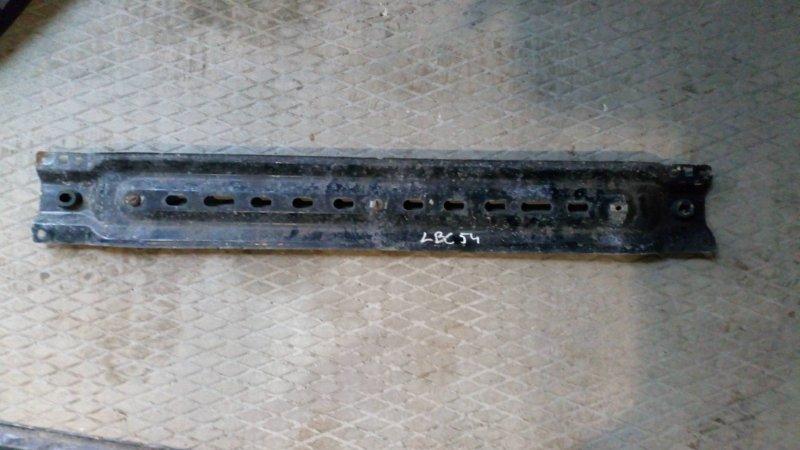Планка телевизора Peugeot 307 3A/C TU5JP4 2002 нижняя