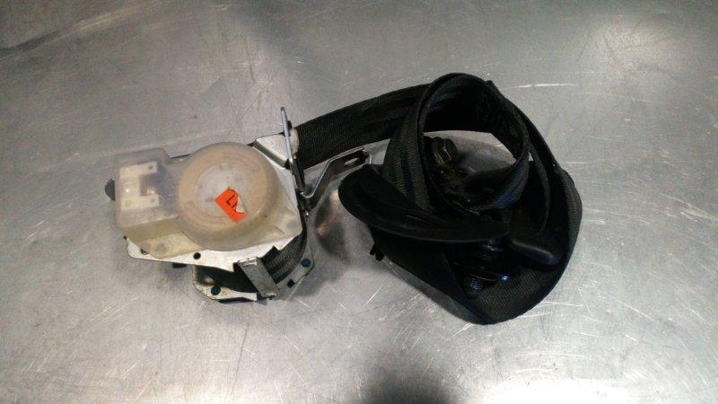 Ремень безопасности Kia Ceed ED D4FB 2008 задний левый