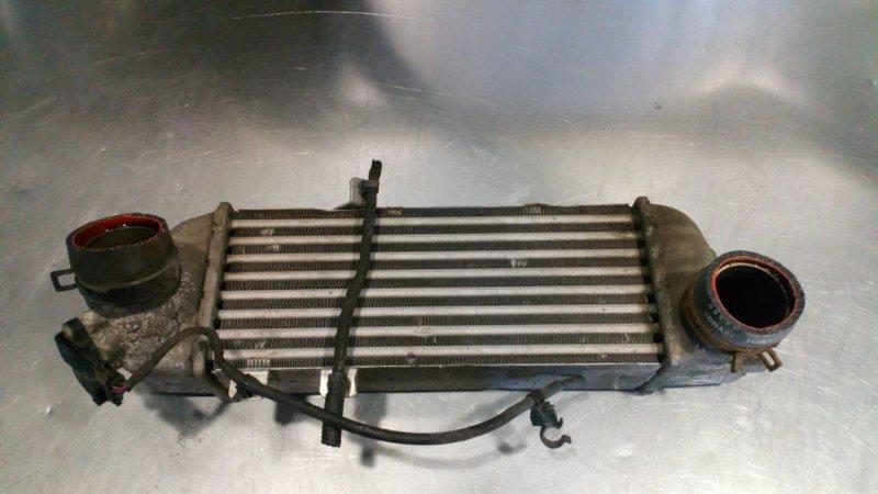 Радиатор интеркулера (интеркулер) Kia Ceed ED D4FB 2008