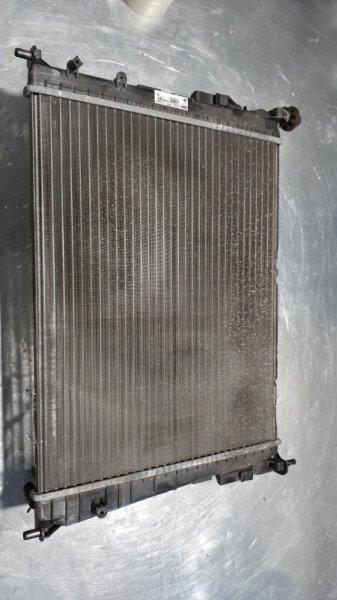 Радиатор охлаждения Renault Twingo CN0A D4F772 2007