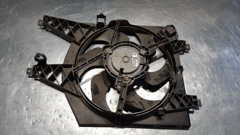 Вентилятор системы охлаждения Renault Twingo CN0A D4F772 2007