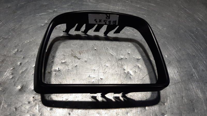 Накладка зеркала Bmw X3 E83 M47TUD20 2003 передняя правая