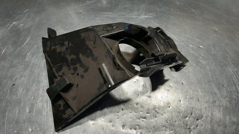 Защита под бампер пластик Bmw 7-Series E38 M62TUB35 2001 левая