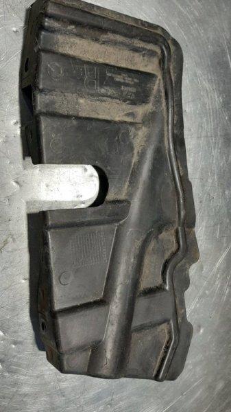 Защита двигателя Kia Ceed ED G4FC 1.6 2011 передняя правая