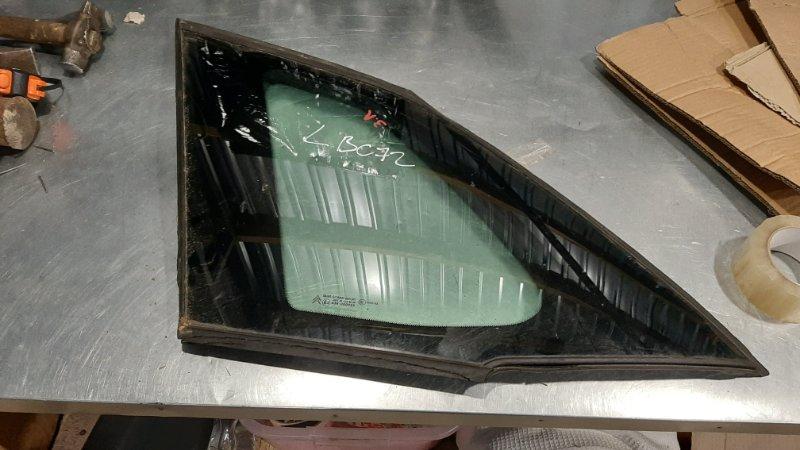 Стекло (форточка) Citroen C4 Picasso 1 UD EP6 2009 заднее левое