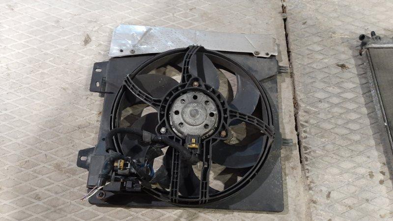 Вентилятор системы охлаждения Peugeot 207 WA_ EP3 2008
