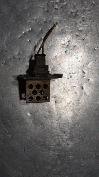 Резистор температуры Peugeot 307 SW DW10TD 2004