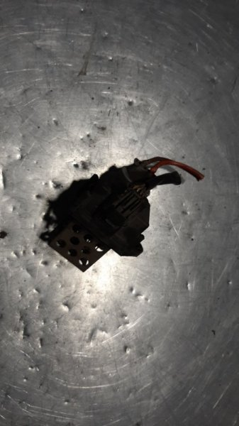 Резистор температуры Citroen C4 LA DV6TED4 2006