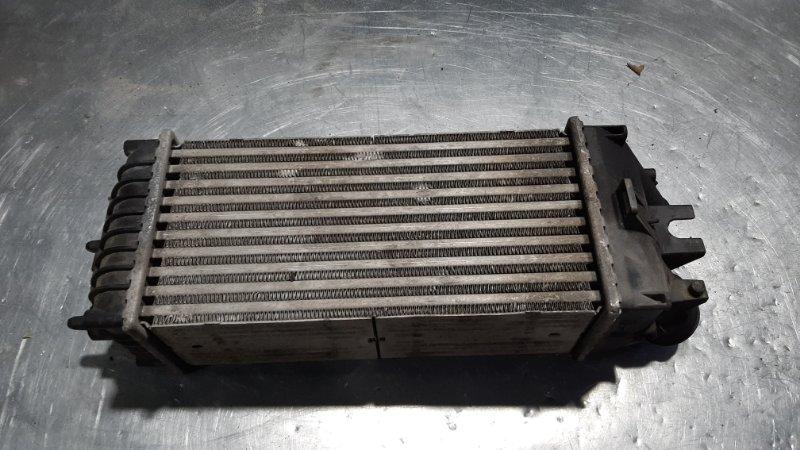 Радиатор интеркулера (интеркулер) Citroen Berlingo M59 DV6ATED4 2007