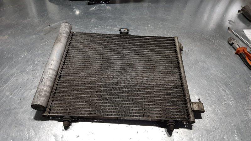 Радиатор кондиционера Citroen C3 F TU3JP 2004