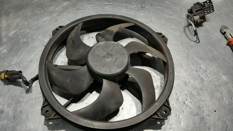 Вентилятор системы охлаждения Citroen C4 Grand Picasso 1 UA DV6TED4 2008