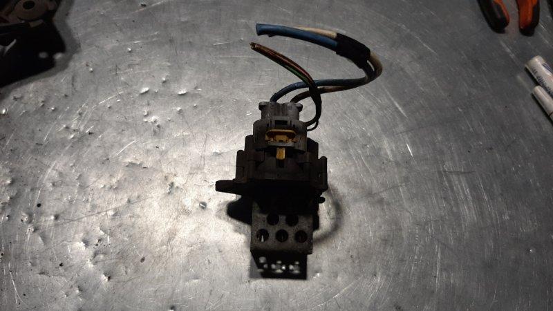 Резистор температуры Citroen C4 Grand Picasso 1 UA DV6TED4 2008