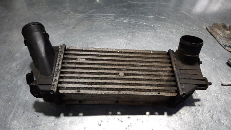 Радиатор интеркулера (интеркулер) Peugeot 307 SW DW10ATED 2003