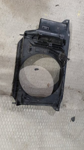 Диффузор Peugeot 206 2A/C DV4TD 2007